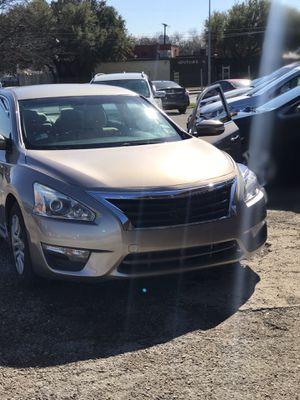 Nissan Altima 2013 for Sale in Dallas, TX