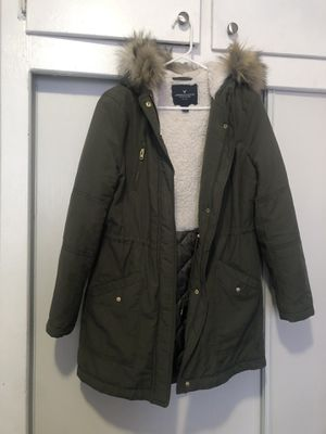 American eagle parka jacket for Sale in Los Angeles, CA