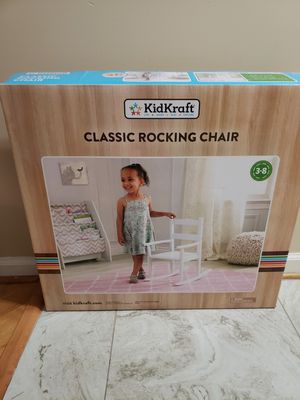 Kidkraft kids rocking chair for Sale in Virginia Beach, VA