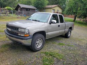 Silverado 4x4 for Sale in Shelton, WA