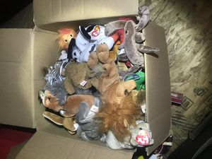 Beanie babies. for Sale in Clovis, CA