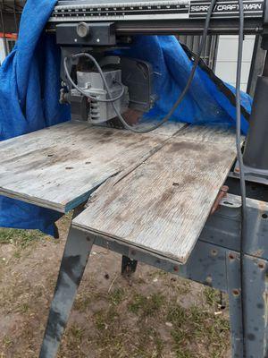 Sears Craftman Saw table for Sale in Dallas, TX