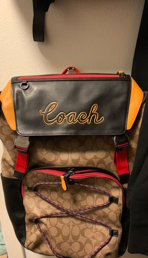 Coach Backpack for Sale in Irvine, CA