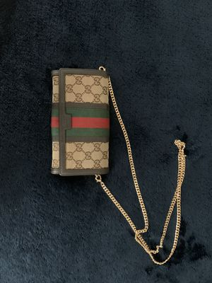 Gucci Monogram Wallet on chain crossbody/shoulder bag for Sale in Mesa, AZ