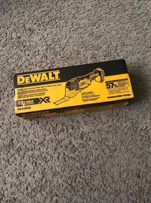Multi tools dewalt 20 v for Sale in Raleigh, NC