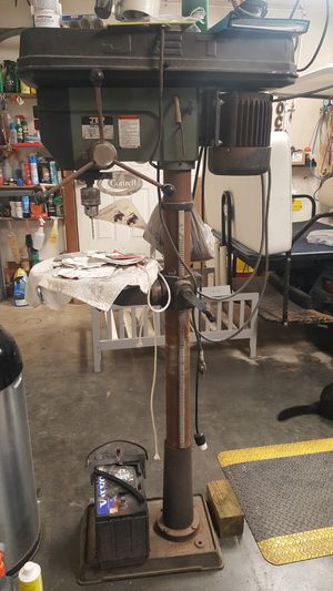 Jet Drill press for Sale in Trinity, NC