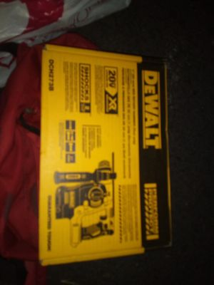 DeWalt rotary hanmer for Sale in Stockton, CA