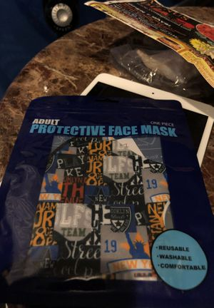 Words new facemask for Sale in Baltimore, MD