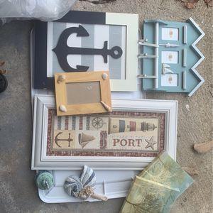 Beach/Nautical Decor for Sale in Virginia Beach, VA
