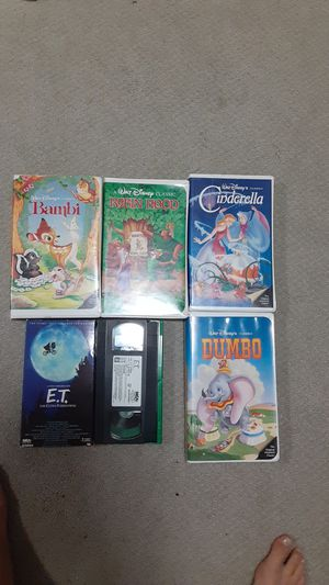 Rare VHS tapes for Sale in Lake Stevens, WA