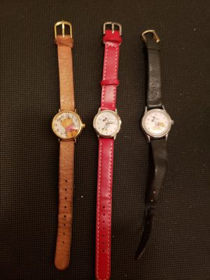 Vintage Disney watches for Sale in Sully Station, VA