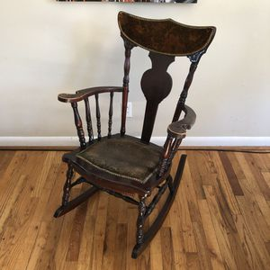 Antique Rocking Chair for Sale in Portland, OR