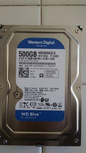 Western Digital 500GB HDD *make an offer* for Sale in San Diego, CA