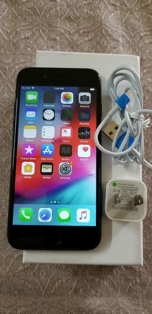 iPhone 7 128 GB black GSM/CDMA unlocked in excellent condition for Sale in Greenbelt, MD