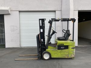 Electric Clark forklifting for Sale in South El Monte, CA