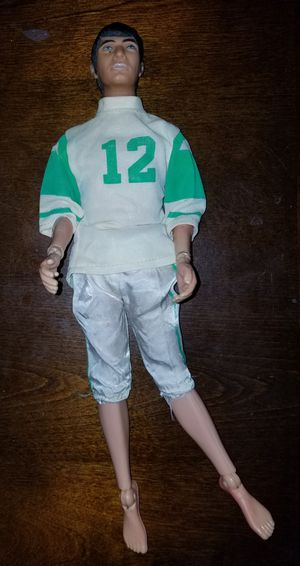 "1970 MEGO Broadway Joe Namath 12"" Action Figure (Incomplete) for Sale in Chapel Hill, NC"