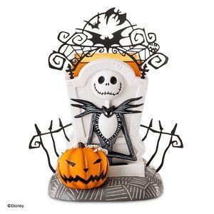 Jack Skellington SCENTSY Warmer Pumpkin King Jack Halloween for Sale in Westminster, CA