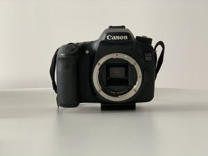 Canon EOS 70D with accessories for Sale in Jersey City, NJ