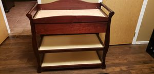 Baby changing table for Sale in Tuckerton, NJ