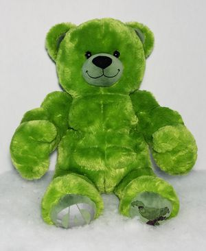 """17"""" Build a Bear Workshop BABW The Hulk Plush Teddy Marvel Avengers Stuffed Toy for Sale in Dale, TX"""
