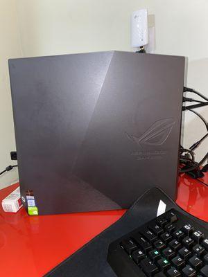 Asus Desktop PC ROG G20CB, GTX 1070, 1TB HDD, 240GB SSD, Core I7, 16GB DDR4 for Sale in Dublin, OH