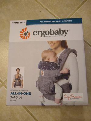 Ergobaby Omni 360 Baby Carrier for Sale in Phoenix, AZ