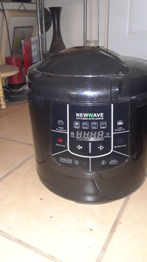 Newwave 6 way kitchen appliance for Sale in Seffner, FL