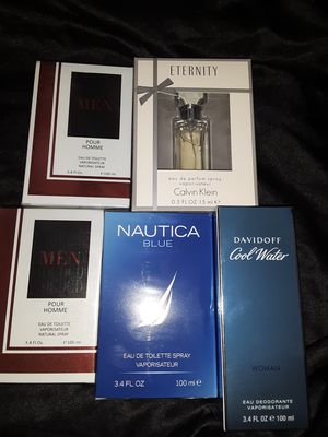 Cologne & perfume for Sale in San Jose, CA