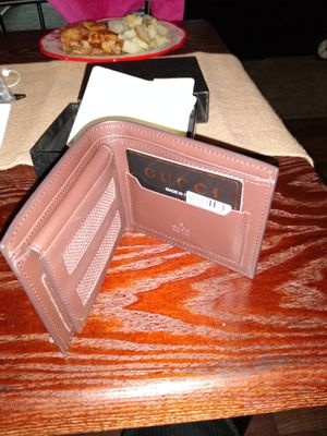 New Gucci wallet for Sale in North Highlands, CA