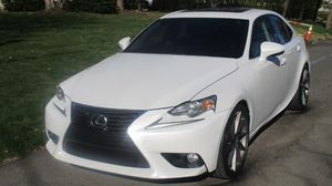 2014 LEXUS IS250 GARAGE KEPT SUPER CLEAN RUNS VERY WELL for Sale in The Bronx, NY