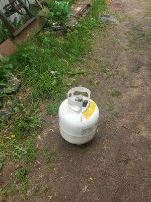 Good propane tank for Sale in Roscommon, MI