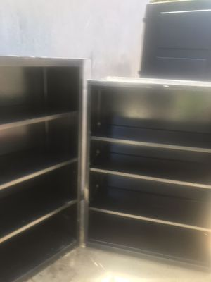 Cabinets/ Shelves/ Metal / HON/ TENNSCO for Sale in West Los Angeles, CA