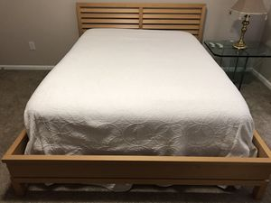IKEA queen 3 pc. bedroom set for Sale in Twinsburg, OH