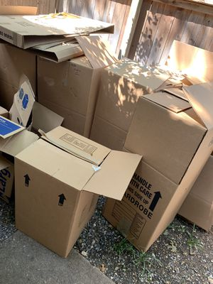 Moving Boxes for Sale in Dallas, TX
