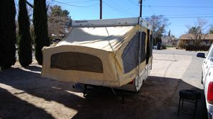 86 PALOMINO tent trailer. for Sale in Victorville, CA