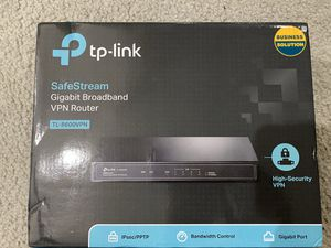 TP Link TL R600 VPN Gigabit Broadband VPN Router for Sale in Stamford, CT