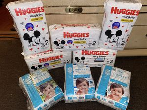 Huggies & Honest Diapers for Sale in Malverne, NY