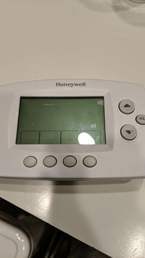 Honeywell thermostat WiFi ready and App controlled for Sale in Torrance, CA