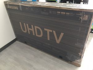 82 INCH QLED SAMSUNG Q90R 4K SMART TV for Sale in Chino Hills, CA