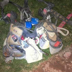 Construction Harness/bags/yo-yo for Sale in Peoria, AZ