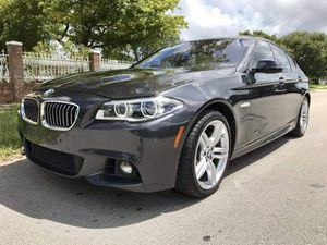 2014 bmw 5 series for Sale in Miami Gardens, FL