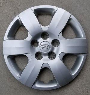 """2006 - 2010 Hyundai Sonata OEM wheel cover - hub cap, 16"""" for Sale in Garland, TX"""