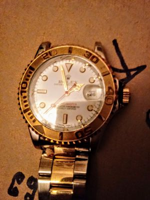 Rolex yachtmaster for Sale in Quincy, IL