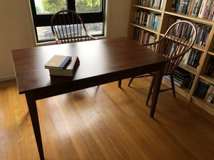 Ethan Allen American Impressions solid cherry writing desk for Sale in San Francisco, CA