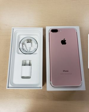 iPhone 7+ Plus 32GB for T-Mobile or Metro PCS for Sale in Fullerton, CA