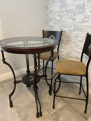 Dining Table Set Counter High for Sale in Las Vegas, NV