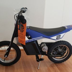 12 Volt Razor Dirt Rocket MX125 Electric Bike for Sale in Potomac, MD