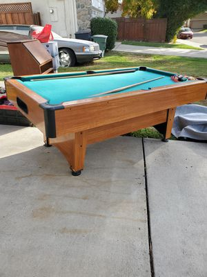 'Harvard' pool table for Sale in Tracy, CA