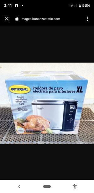 Indoor electric frier XL for Sale in Sterling, VA
