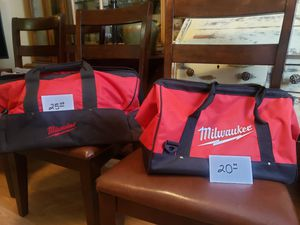 Millwaukee bags.....new for Sale in Las Vegas, NV